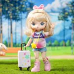 Нюд 6600 Pop Mart Viya Doll travel. Летняя