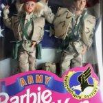 Барби и Кен, армия