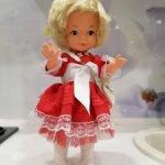 Кукла Eva harta