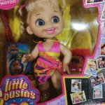 Кукла из серии Маленькая кузина