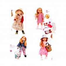 Новые куклы Готц 2021, Götz 2021
