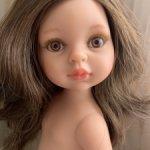 Кэрол с глазками орехового оттенка европейский выпуск Paola Reina