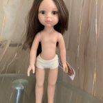 Кэрол #2  с прямыми волосами на теле 2015-2017 гг европейский выпуск Paola Reina