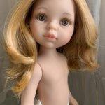 Даша с волнистыми волосами Paola Reina