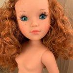 Мари #2 с рыжими локонами и голубыми глазками от Видал Рохас ( Mari от Vidal Rojas)