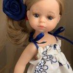 Валериа мини куколка 21 см Paola Reina