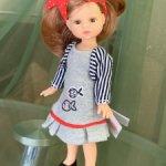 Мини куколка Paola Reina 21 см #2