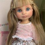 Люси 22 см мини куколка от Berjuan ( бержуан, берхуан)