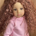 Кукла Maru and Friends Tanya Collectible Doll Special Edition