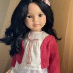 Большая шарнирная кукла Paola Reina