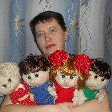 Мой ясли-сад. Текстильные куклы