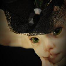 Фарфоровая шарнирная кукла Татьяны Трифоновой