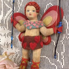 Редчайшая куколка Cupido Lenci