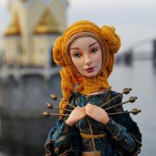 Куклы - это моя молитва к Богу
