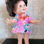 Хейди Galoob Baby Face Doll