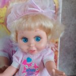 Синтия Galoob Baby Face Doll