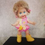 Пенни Galoob Baby Face Doll
