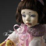 Авторская кукла Маняша