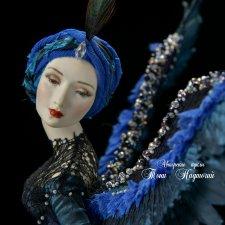 Синяя птица на счастье