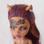 Продам OOAK на базе Monster High Clawdeen Wolf Sweet 1600