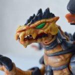 Продам шарнирного дракона от MegaBlocks