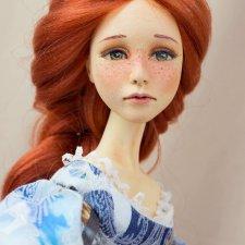 Авторские куклы - частички моей души, автор Ирина Шегева