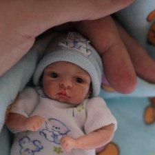 OOAK авторские куклы из полимерной глины