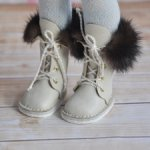 Сапоги и ботинки на кукол Паола Рейна