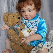 Малышка реборн Кристина