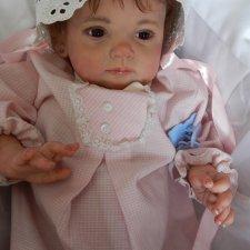 Малышка реборн Сабрина Роуз
