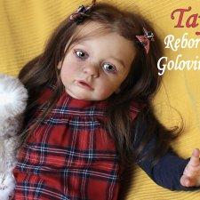 Кукла реборн Тайра