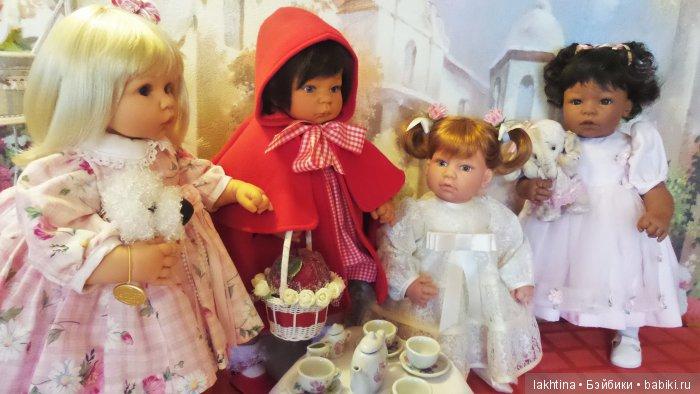 """кукла Ли Миддлетон """"Sweet and Innocent"""", """"Маленькая мама"""", """"Играющая в маму"""" и """"Шармин"""""""