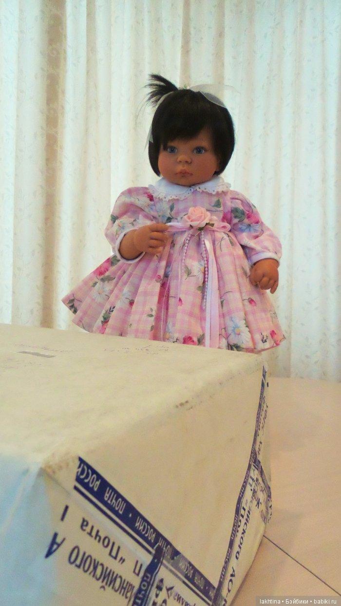 "кукла Ли Миддлетон ""Sweet and Innocent"""