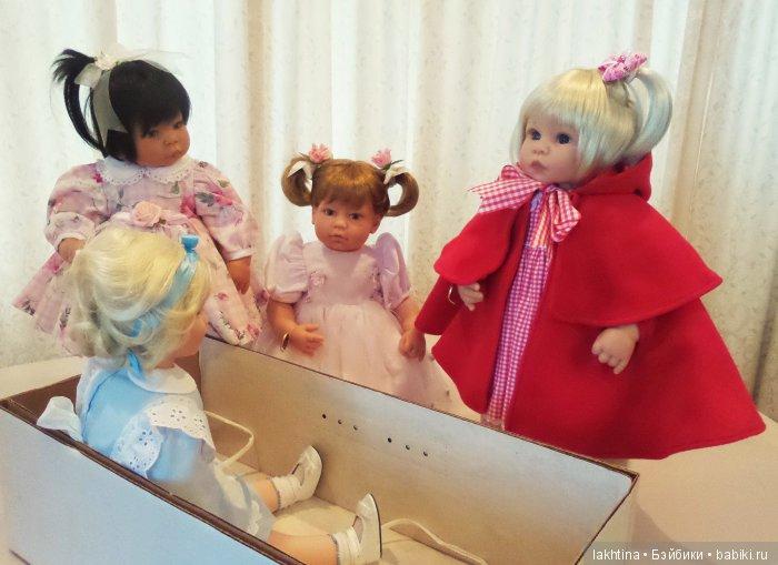 """кукла Ли Миддлетон """"Sweet and Innocent"""", """"Маленькая мама"""", """"Играющая в маму"""", """"Шармин"""" и Мишель"""