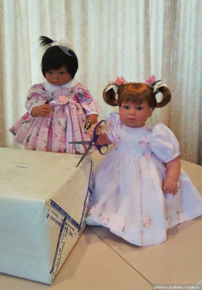"кукла Ли Миддлетон ""Sweet and Innocent"" и ""Маленькая мама"""