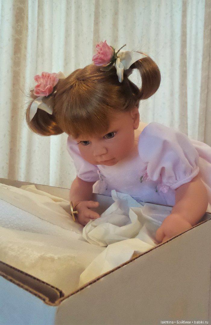 """кукла Ли Миддлетон """"Маленькая мама"""""""