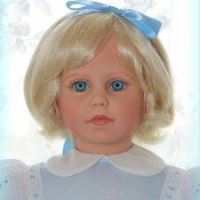 Ах, Мишель! В твоих глазах отражается море... Кукла автора Thelma Resch