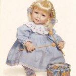 Адорочка старого выпуска + красивейшее платье в подарок!