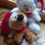 Мишки из Германии к Новому году