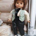 Винтажная кукла  Lissi