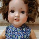 Винтажная куколка Sonnenberg