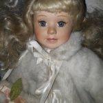 Фарфоровая кукла,Германия