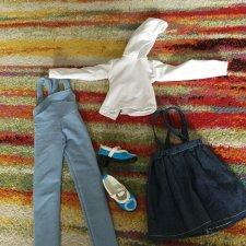 Одежда и туфельки для Звезды подиума 60 см