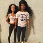 Две куклы одним лотом или комбинация лотов