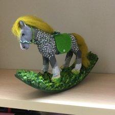 Лошадка - качалка своими руками