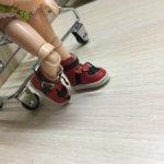 Высокие кроссовки для Obitsu  11 см