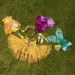 Аутфиты и платье ручной работы для Диснеечек