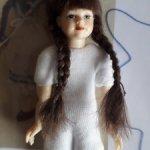 Маленькая куколка от Heidi Ott
