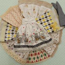 Платья, сарафаны на литлфи littlefee и схожих 24-27 см