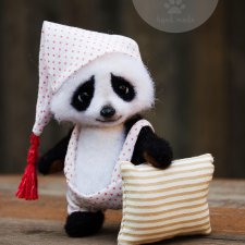 Питер-Панда, маленький мечтатель